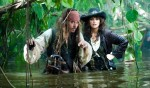 Johnny Depp & New Pirates Movie